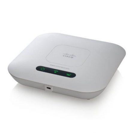 Wireless-N Single Radio Selectable Band Access Point Cisco WAP551