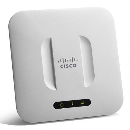 Wireless-AC/N Dual Radio Access Point with PoE Cisco WAP371-E-K9